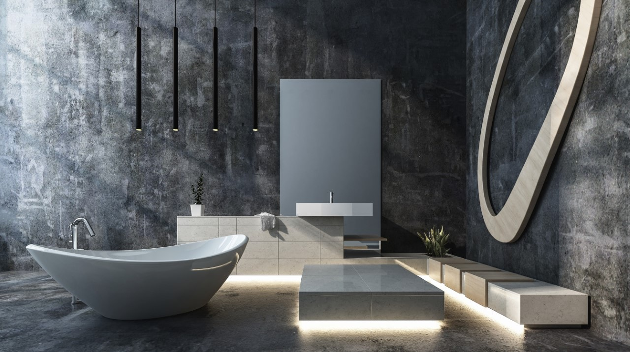 Bad aus einer Hand   Heizung. Sanitär. Lüftung. HeiTec GmbH